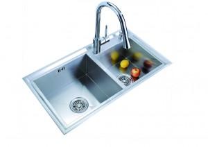 Chậu rửa inox Romal RS-8145