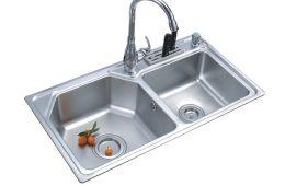 Chậu rửa bát inox Romal RS – 8447