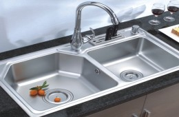 Chậu rửa Inox Romal RS-8447