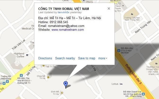 map-romal